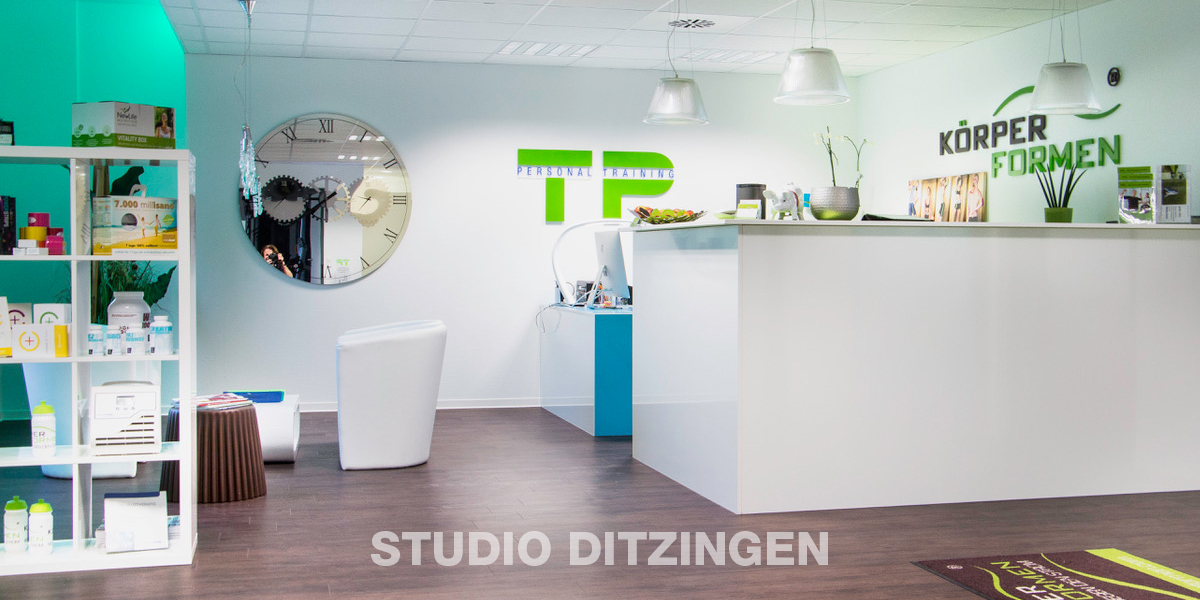 Personal Training Studio Thomas P. Fitnessteam