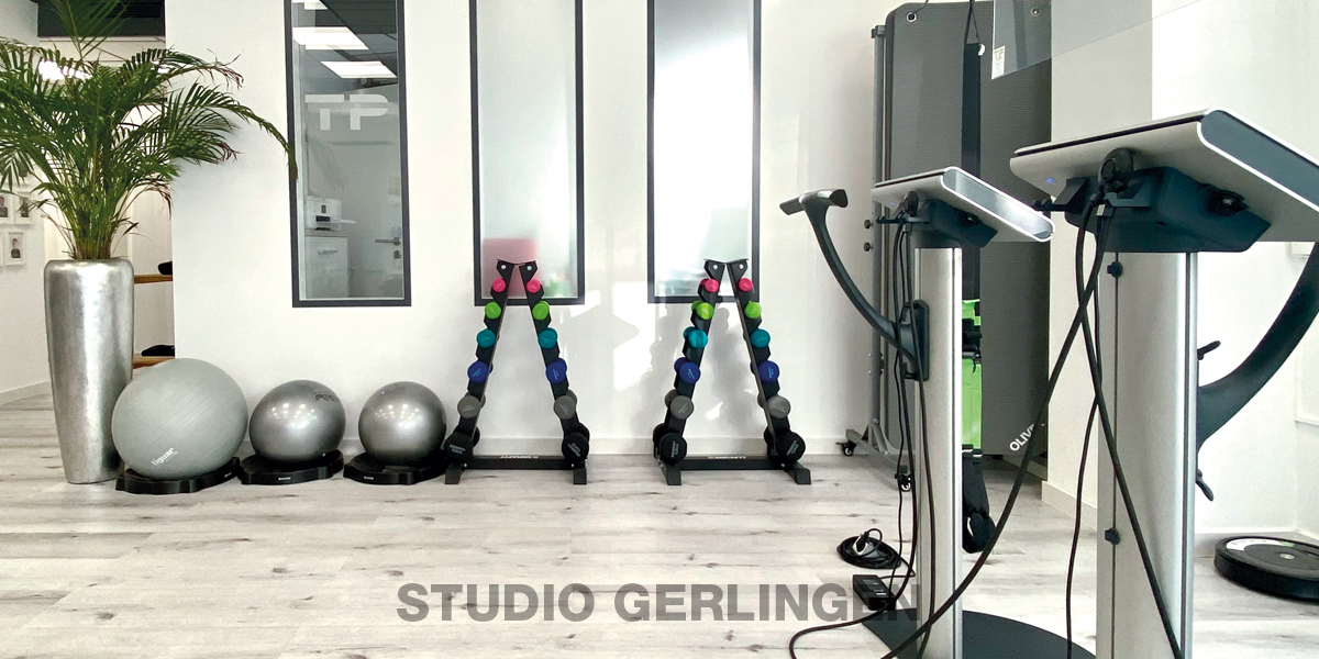 Modernes Personal Training Studio in Ditzingen