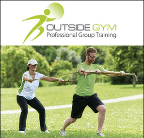 Ouside Gym mit Thomas Pfisterer Personal Trainer